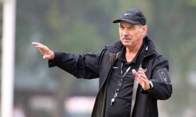 HLV Riedl hào hứng với cơ hội dẫn dắt trở lại tuyển VN