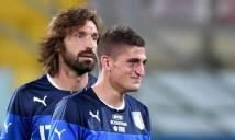 Pirlo: 'Đừng nghĩ Verratti là tôi'