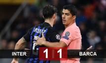Inter 1-1 Barca: Barca giành vé đầu tiên vào vòng knock-out