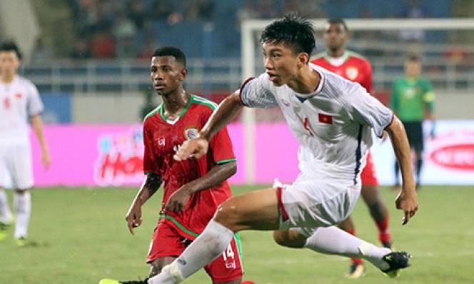 Đoàn Văn Hậu khó dự VCK U19 châu Á 2018 cùng U19 Việt Nam