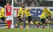 Vừa thay HLV, Dortmund giành chiến thắng đầu tiên sau ba tháng ở Bundesliga