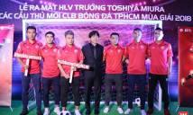HLV Miura nói gì trong ngày tái ngộ bóng đá VN và Công Vinh?