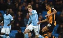 Hull City vs Man City, 00h15 ngày 27/12: Nhiệm vụ dễ dàng
