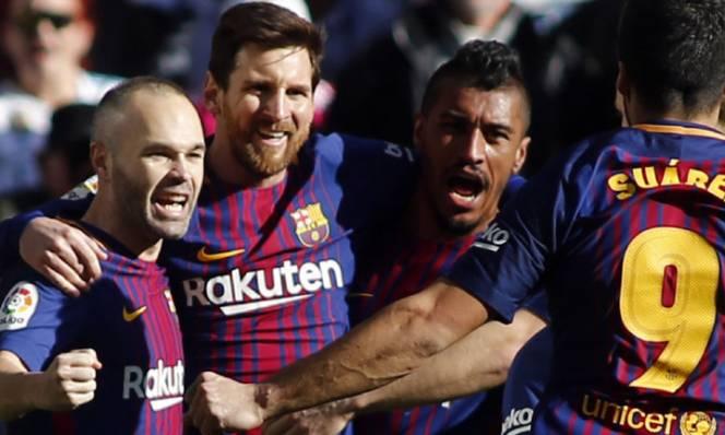 Conte tự tin chỉ ra yếu điểm của Barca