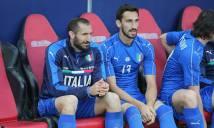 Vượt qua Tottenham, Chiellini tặng chiến thắng cho bạn quá cố Astori