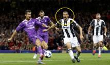 Để theo kèm Ronaldo, siêu hậu vệ Bonucci chỉ ra một cái tên