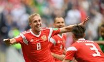Nga vs Uruguay (21h00, 25/06): Chiến đấu vì ngôi đầu bảng