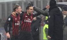 Ngược dòng chóng vánh trước Torino, Milan điền tên mình vào Tứ kết cúp Quốc gia