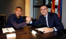 Neymar kiện Barca lên FIFA vì thiếu 30 triệu đôla phí lót tay