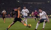 Hull City - MU: Chiến đấu quật cường