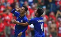 U22 Thái Lan 1-1 U22 Indonesia: Đôi công nghẹt thở