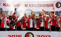 Cùng Feyenoord 'lên đỉnh' giải VĐQG Hà Lan, cựu sao Liverpool tuyên bố treo giày