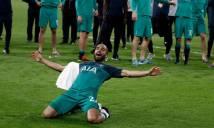 Lucas Moura bật tung cảm xúc sau khi trở thành người hùng của Spurs