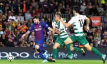 Barcelona sống nhờ… phép thuật của Messi