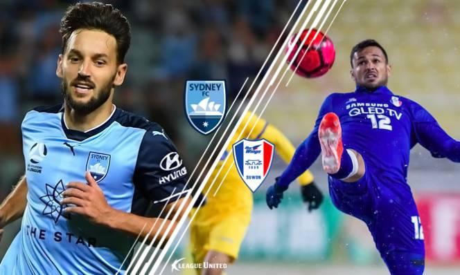 Nhận định Sydney vs Suwon Bluewings 15h30, 14/02 (Vòng Bảng - Cúp C1 Châu Á)