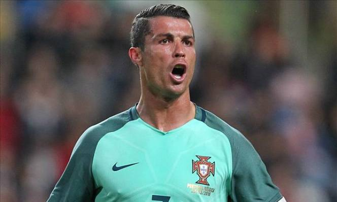 Ronaldo: 'Chúng tôi muốn gặp Anh nhưng không được''