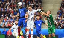 CHÙM ẢNH: Pháp đại thắng Iceland