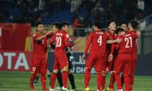 Đội hình CHÍNH THỨC U23 Việt Nam đấu Syria: Thay đổi bất ngờ của thầy Park