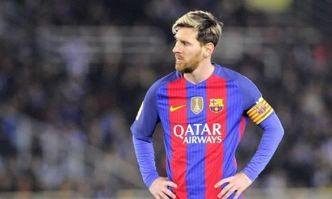 Barca tuyên bố không làm điều 'điên rồ' để giữ chân Messi