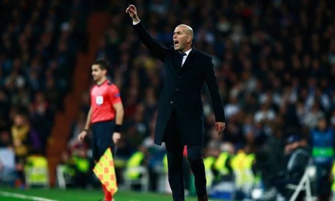 Zidane nói gì sau khi Real ngược dòng trước Napoli?