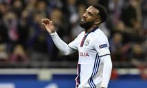 Lyon bất ngờ thất thủ trước Guingamp ngay trên sân nhà