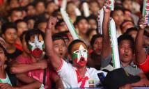 CĐV Myanmar sẽ 'đi bão' nếu thắng Việt Nam