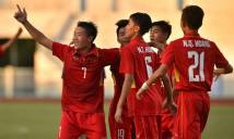 15h, sân Football Centre MFF, U16 Việt Nam vs U16 Mông Cổ: Chạy đà trước đại chiến