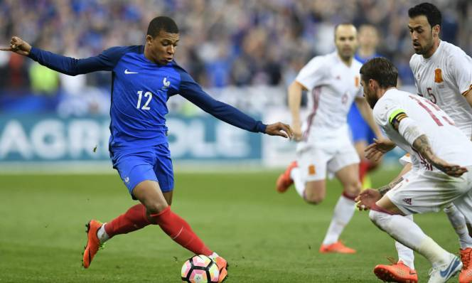 U20 Pháp điền tên 'hàng khủng 130 triệu bảng' đấu U20 Việt Nam