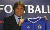 Điểm tin chiều 21/2: Chelsea gia hạn thành công với Conte; Sao Monaco 'thả thính' MU