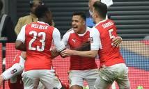 Ngược dòng đánh bại Man City sau 120 phút, Arsenal hẹn Chelsea ở chung kết FA Cup