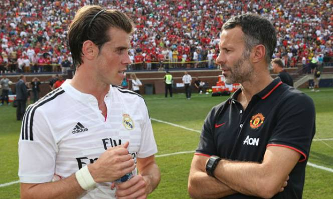 Giggs quả quyết khiến M.U buồn vì Bale