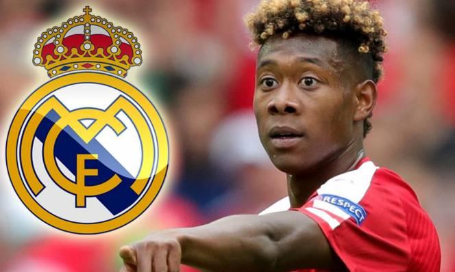 Muốn có Alaba, Real phải đáp ứng yêu sách của Bayern