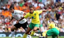 Fulham vs Norwich City, 01h45 ngày 19/10: Giữ vững ngôi đầu