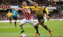 Nhận định Máy tính dự đoán bóng đá 31/01: Ygeteb nhận định Stoke City vs Watford