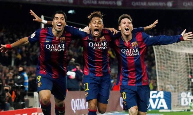 Barca và giấc mơ Champions League