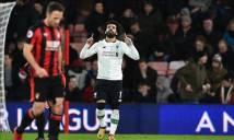 Salah lập kỳ tích, Liverpool 'khóc ròng'