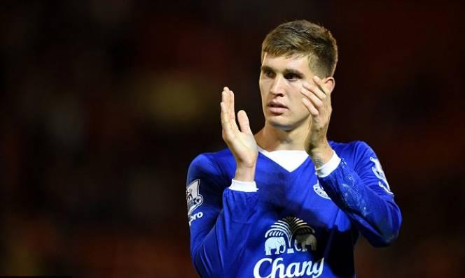 John Stones quyết rời Everton để đầu quân cho Man City