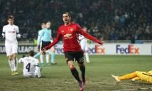 Lập siêu phẩm cứu MU, Mkhitaryan không quên cảm ơn Rooney