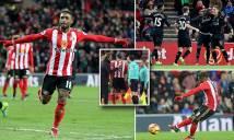 Bị Sunderland cầm chân, Liverpool tự bắn vào chân trong cuộc đua vô địch