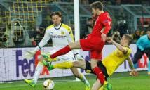 Dortmund của Tuchel đang gặp vấn đề về...phòng ngự