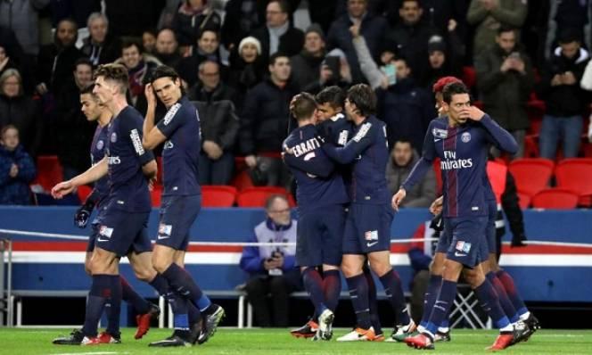 Trung vệ tỏa sáng, PSG vào bán kết cúp Liên đoàn Pháp