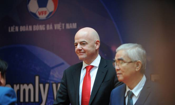 'Việt Nam có thể dự World Cup vào năm 2022'