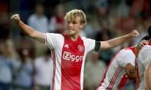 Dortmund chi đậm mua sao trẻ Ajax