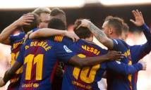Barca còn cách chức vô địch La Liga mấy trận nữa?