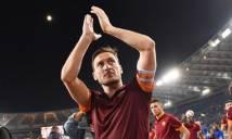 Tạm biệt Francesco Totti, vị vua của thành Rome
