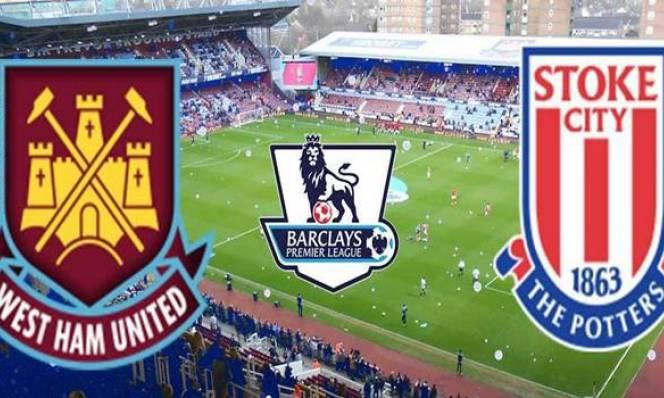 SOI SỐ BÀN THẮNG West Ham vs Stoke City, 02h00 ngày 17/04 (Vòng 34 Premier League)