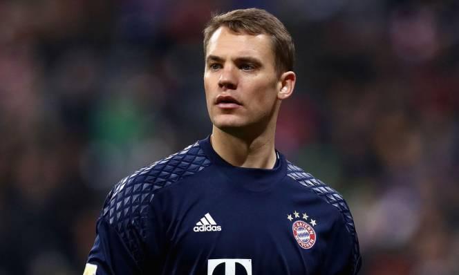 Bayern mất Neuer đến hết mùa