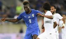 KẾT QUẢ Italia - Saudi Arabia: Balotelli tái sinh, quân xanh dằn mặt