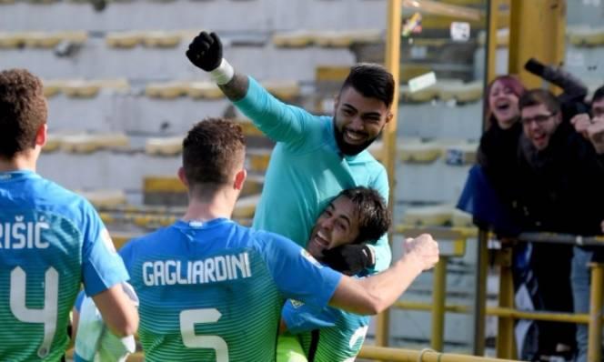 Gabigol lần đầu nổ súng, Inter thắng nhẹ Bologna