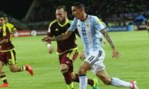 Vắng Messi, Argentina bị Venezuela cầm chân